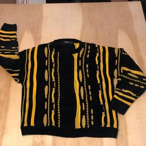 Vintage Protege Collection Coogi Style Sweater M